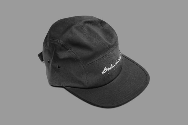Schwarze berlinchild Cap