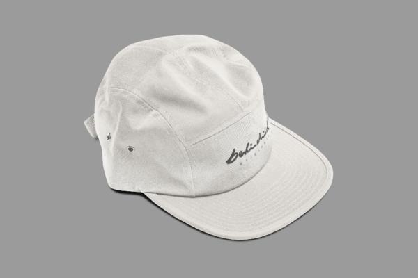 Weiße berlinchild Cap
